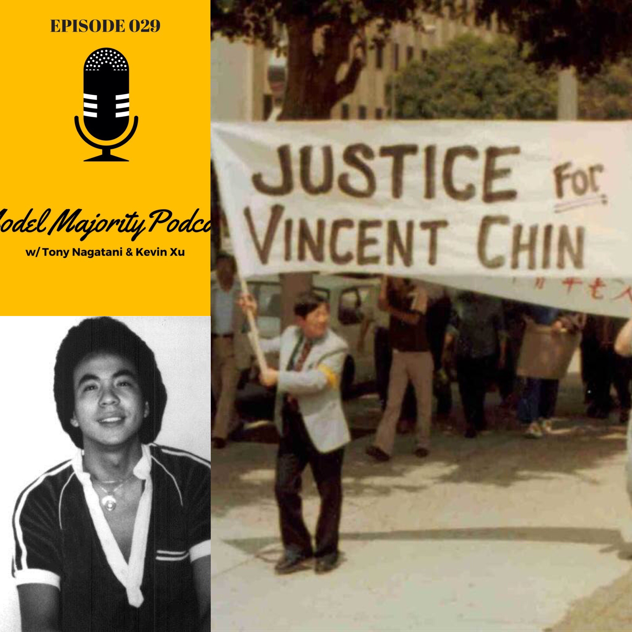 029: Don't Forget Vincent Chin [Guest: Frank Wu]