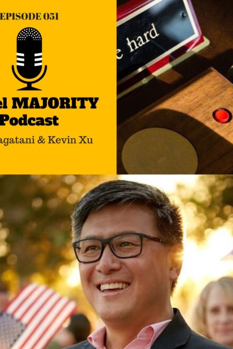 """051: Not Enough """"We"""", Too Much """"Me"""" [Guest: John Chiang]"""